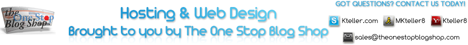 The One Stop Blog Shop
